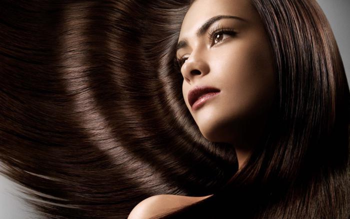 Маска для жирных тонких волос