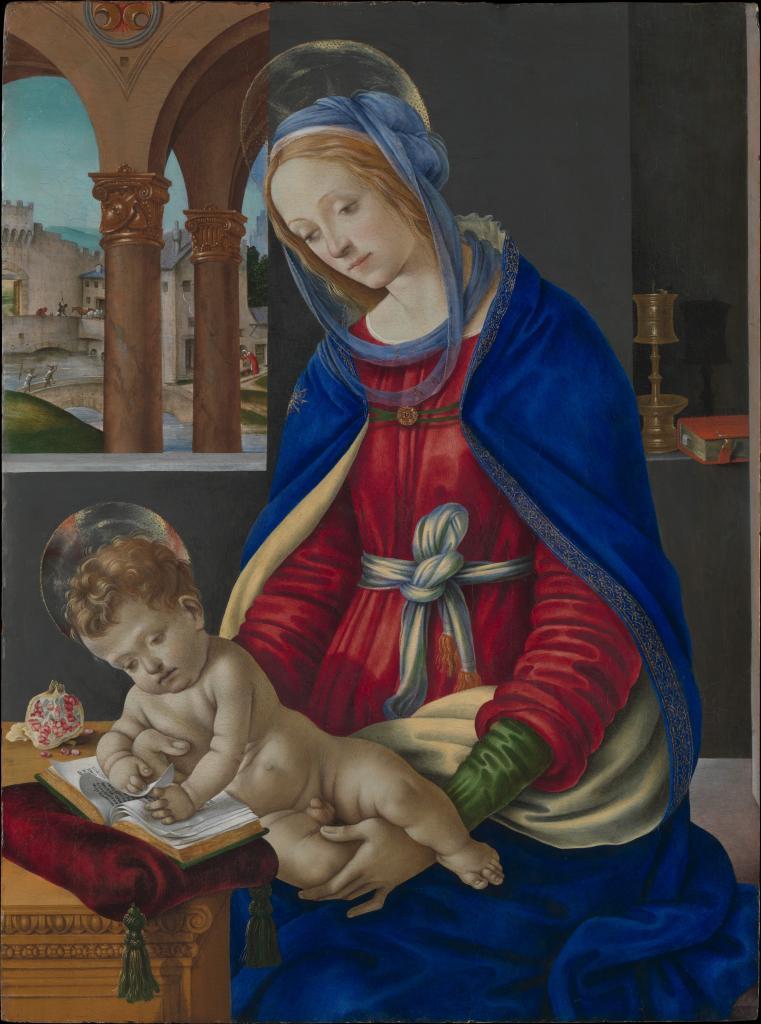 Lippi Filippino Biography