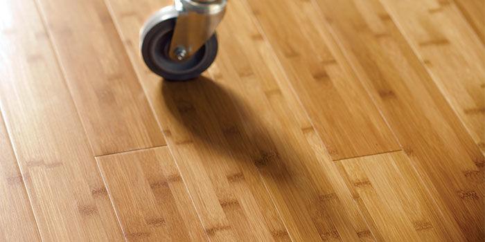 Safe laminate flooring