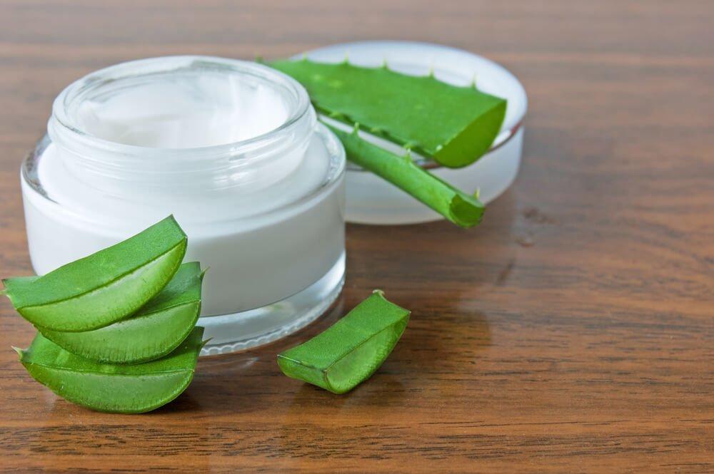 Крем с алоэ вера (Aloe vera): состав и полезные свойства