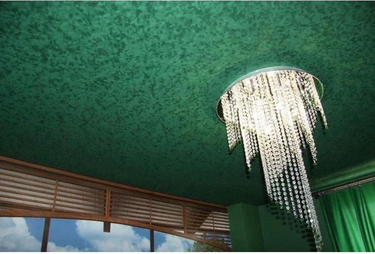 Чем отличается сатиновый потолок от матового: сравнение, плюсы и минусы, фото