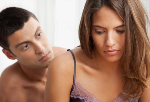 Фригидность жены