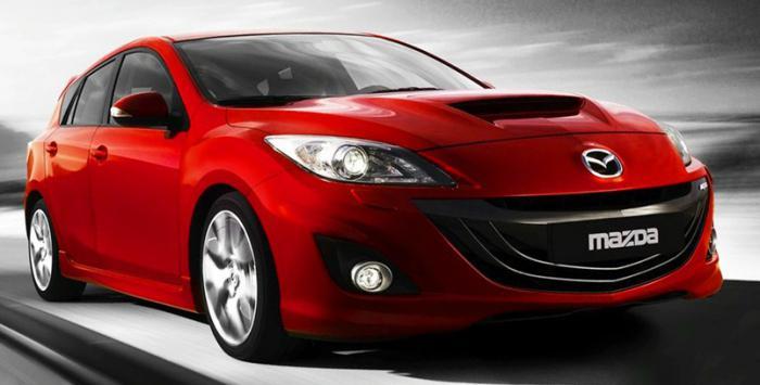 Mazda 3 MPS: технические характеристики, тюнинг и отзывы автовладельцев