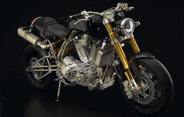 Мотоцикл dodge tomahawk также не претендует