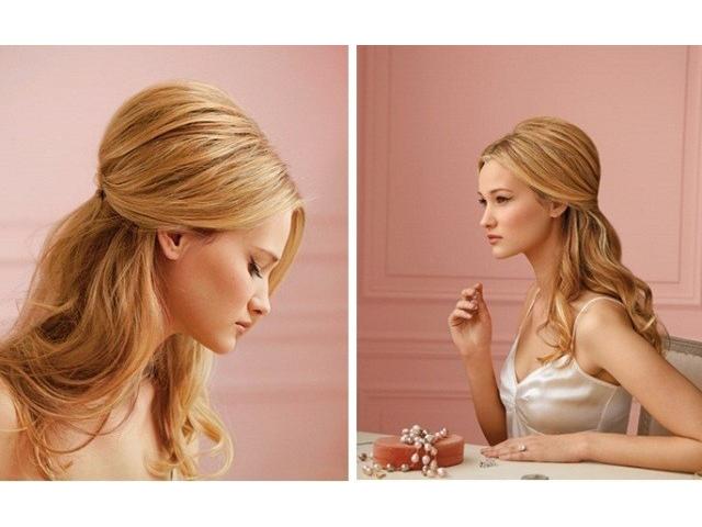 Губка для волос: варианты причесок, фото, отзывы