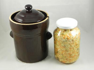 Как сделать квашенную капусту в домашних условиях: 5