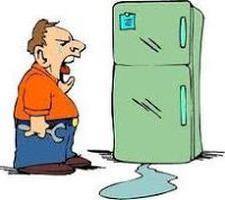 холодильник не морозит верхняя