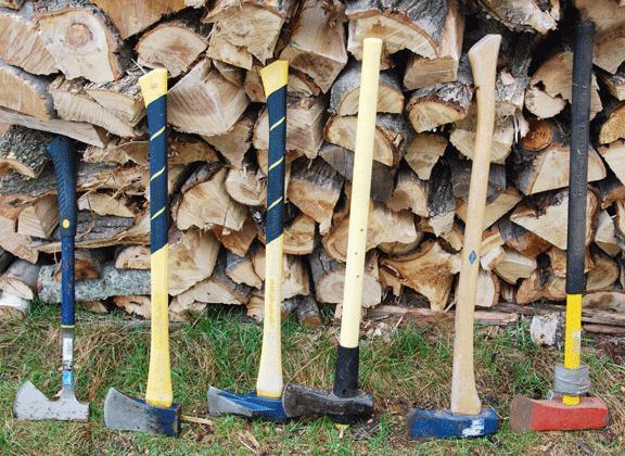 Ручной колун для дров своими руками