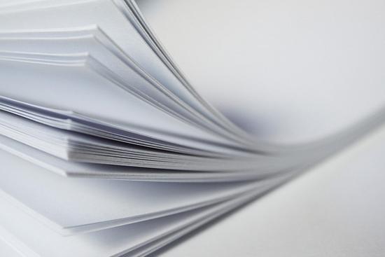 Виды бумаги: какие бывают, где и для чего они используются
