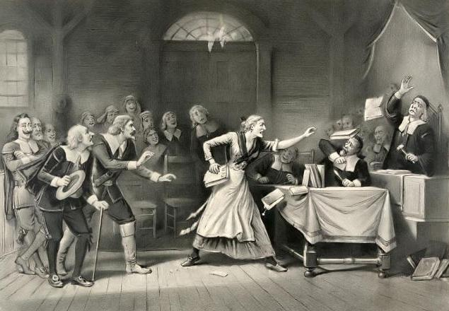 the role of gender in the mass hysteria during the salem witch trials in 1692 In 1692, mass hysteria swept through salem witchcraft and sorceries' during the salem witch trials black outfit after announcing gender of her twins.