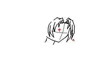 рисовать анимэ поэтапно