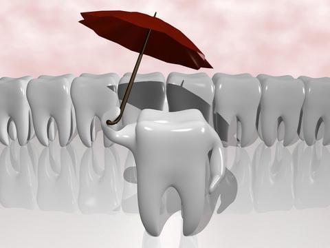 Десны отходят от зубов причины