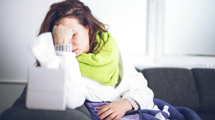 почему нет температуры при простуде у взрослых