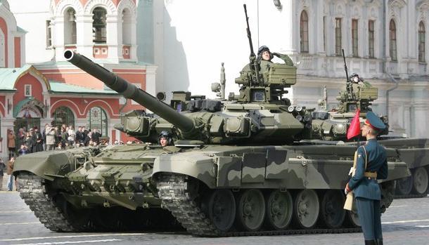 Самые большие танки в мире