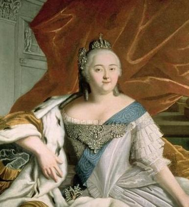 Елизовета императрица порнография