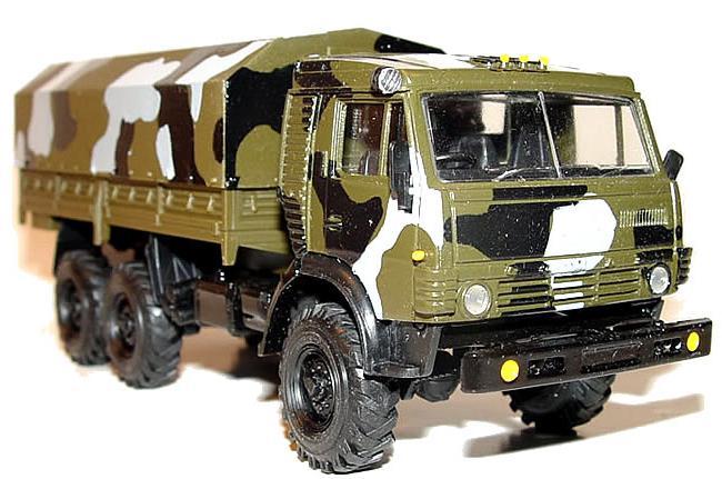 Многоцелевой автомобиль КамАЗ-5350