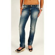 как заузить джинсы дома
