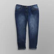 как ушивать джинсы