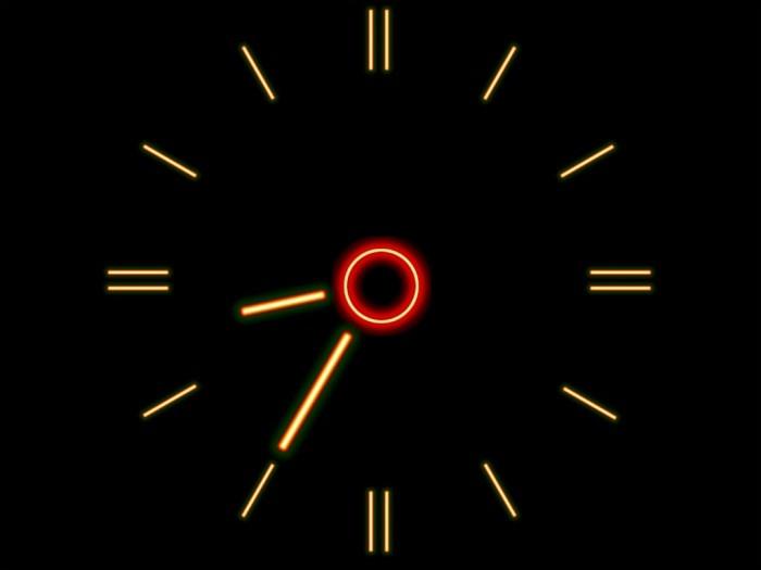 картинки на рабочий стол анимация часы поздравления новым годом