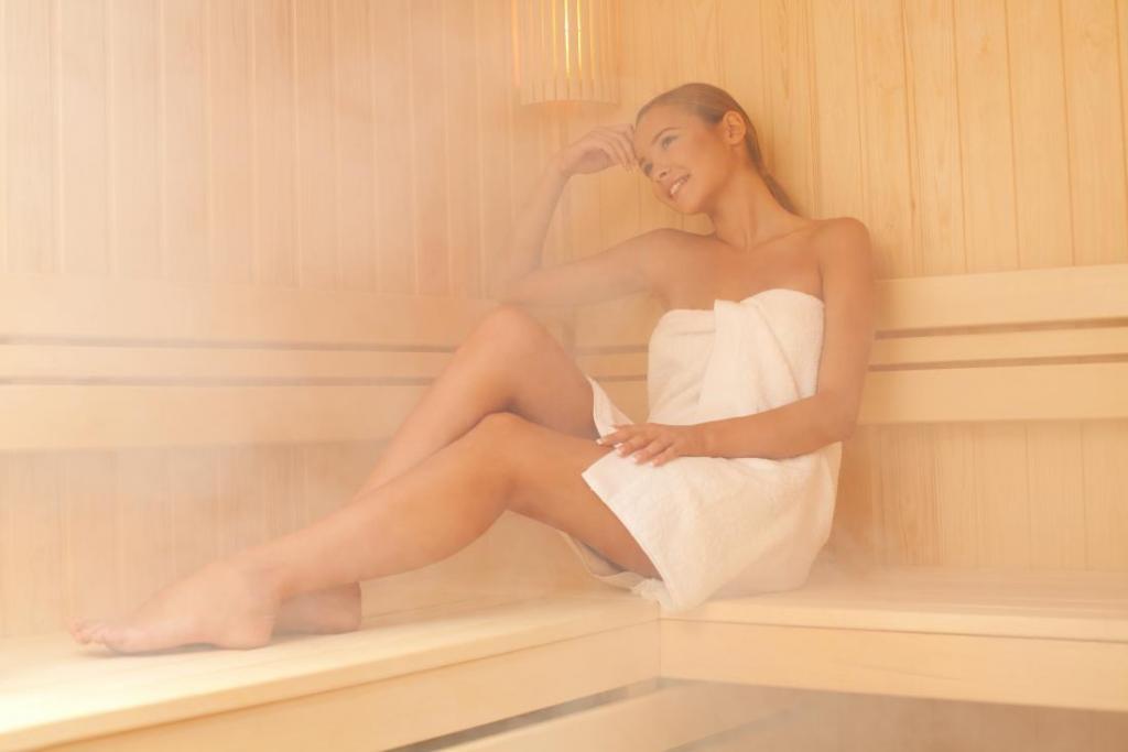 польза русской бани для здоровья женщины