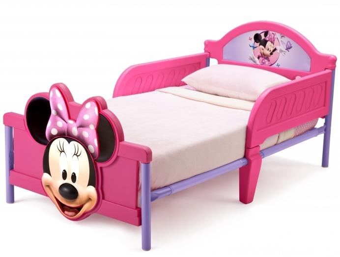 размер детских кроватей