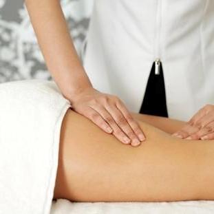 массаж от жира на животе