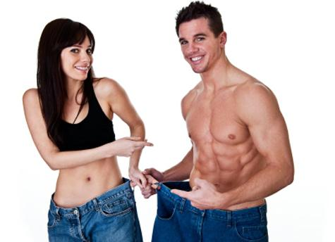 Как мужчине правильно похудеть