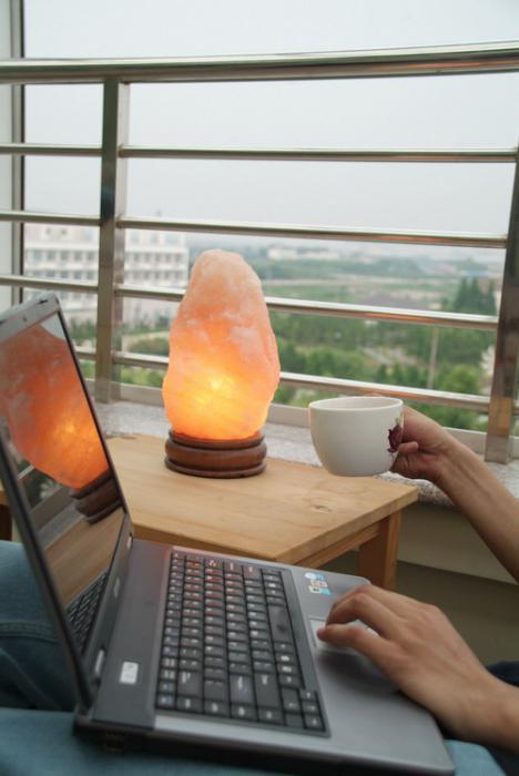 свойства соляной лампы