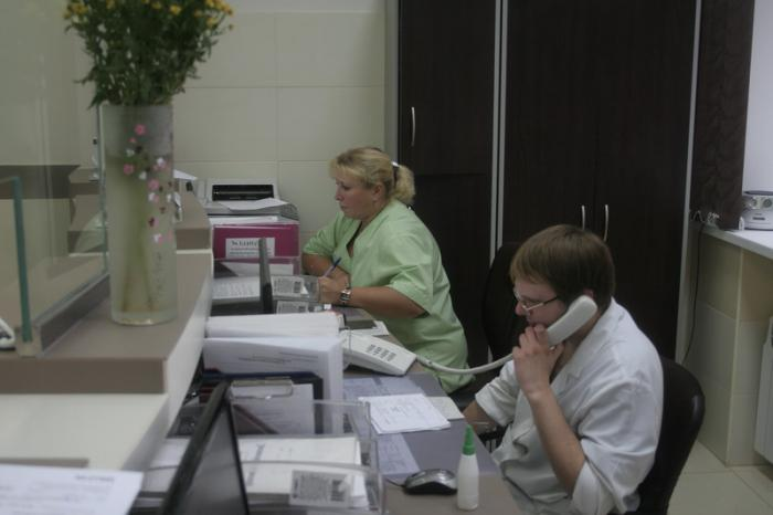 Стоматологический кабинет поликлиника 2