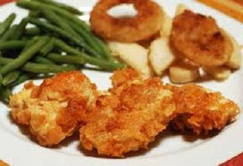 Как можно приготовить курицу и картошку в духовке
