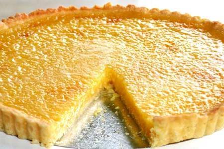 Лимонный пирог простой рецепт с фото пошагово