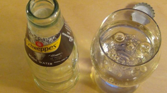 Что такое швепс напиток
