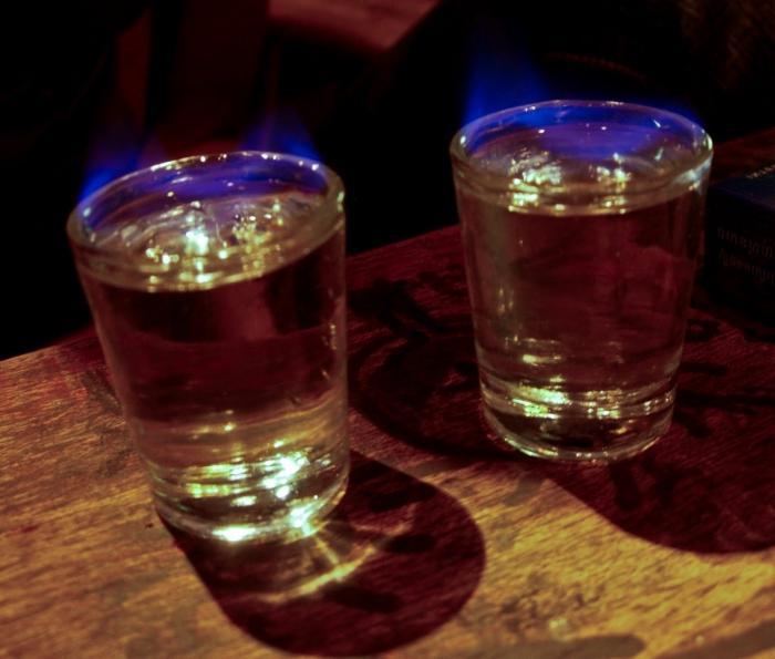 Самбука ликер как пить
