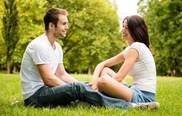 Отношения между девушкой и парнем