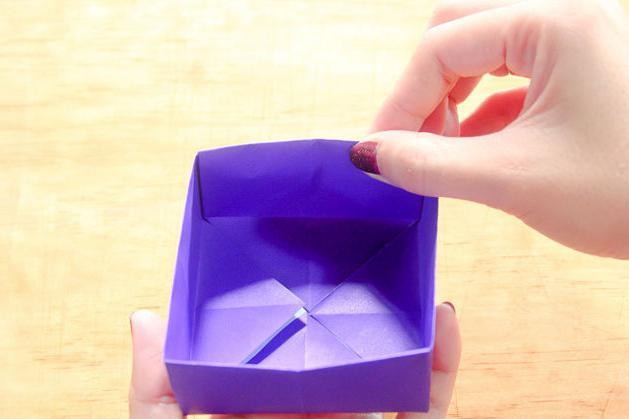как сделать вазу из бумаги своими руками