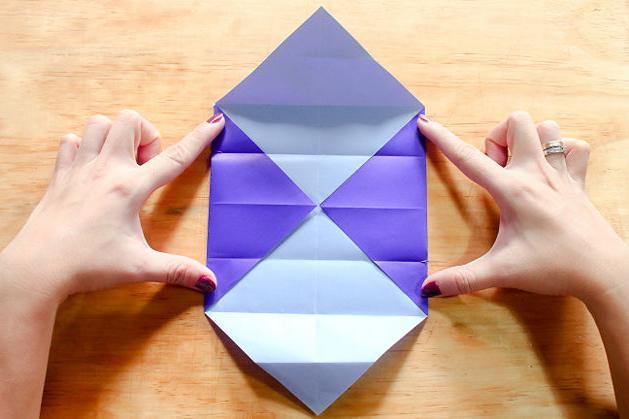 как сделать подарочную коробку из картона