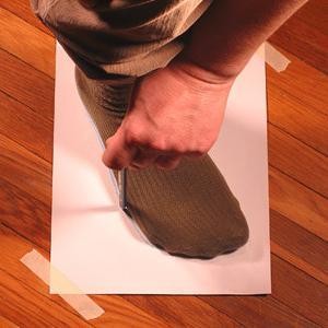 размеры обуви в см
