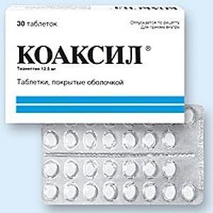 препарат коаксил инструкция - фото 10
