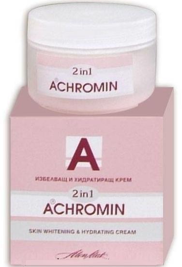 крем ахромин от пигментных пятен цена