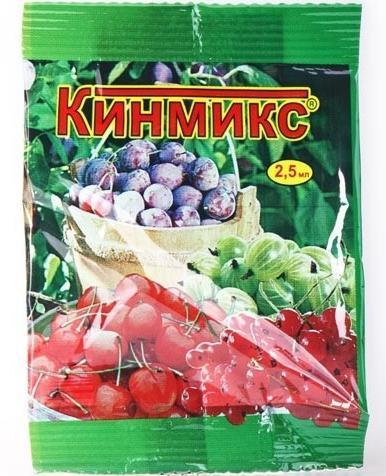 Кинмикс-инсектицид Инструкция - фото 6