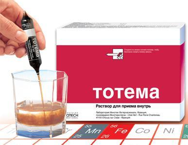 как пить препараты железа во время месячных