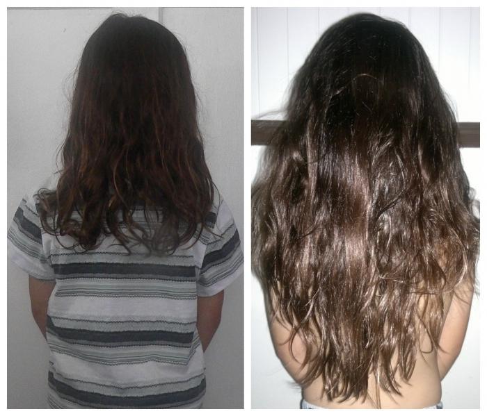 как отрастить длинные волосы маски