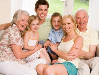 дарение между близкими родственниками