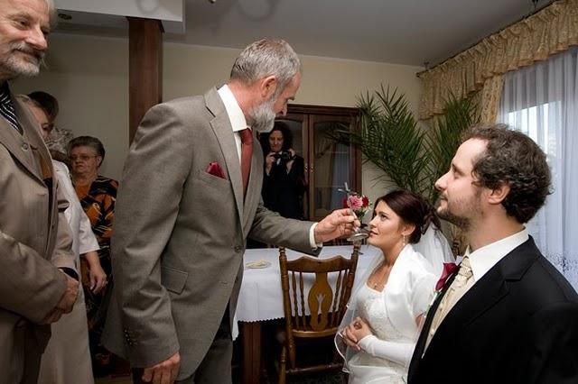 Благословение сына на свадьбу
