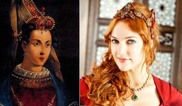 хюррем султан актриса