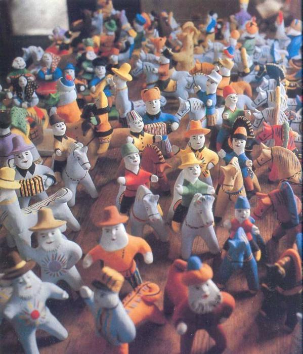 каргопольская игрушка история возникновения
