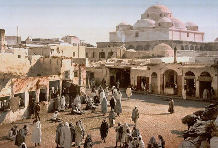 монастир тунис погода в сентябре