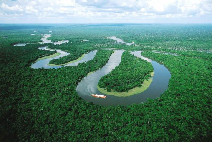 какая река длиннее амазонка или нил