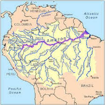 амазонка или нил