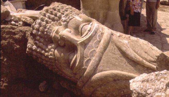 столицу Ассирии город